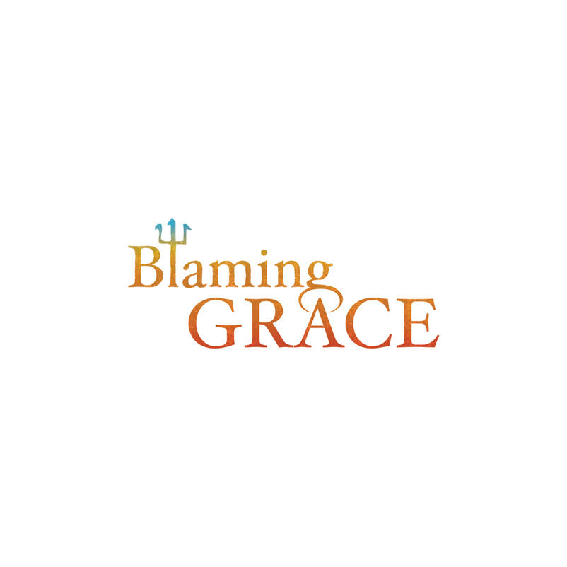 Blaming Grace Sunset Flame